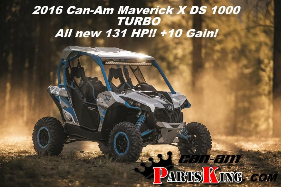 All New 2016 Can Am Maverick 1000 Turbo 1000 131 Hp For Sale Can