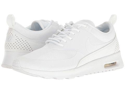 Nike Air Max Thea  Blanco  Thea Blanco  Blanco Envío Gratis Tanto 5e1789