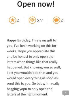 Open When Tumblr Open When Letters For Boyfriend Open When Letter To Best Friend