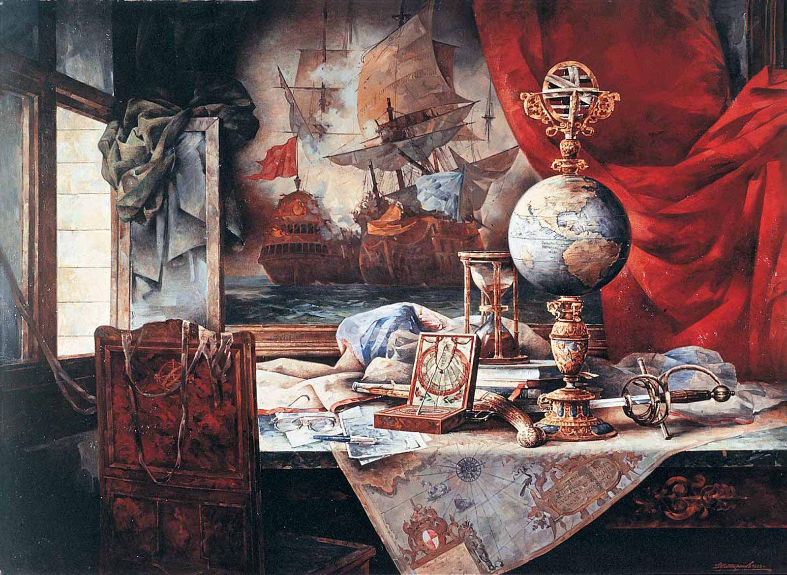 станках этого наука в картинах художников они рассказывали далеко
