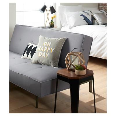 Swift Futon Slate Gray Sofas