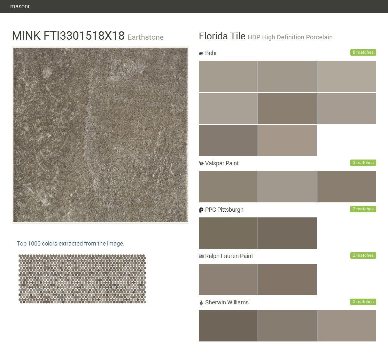 Mink Fti3301518x18 Earthstone Hdp High Definition