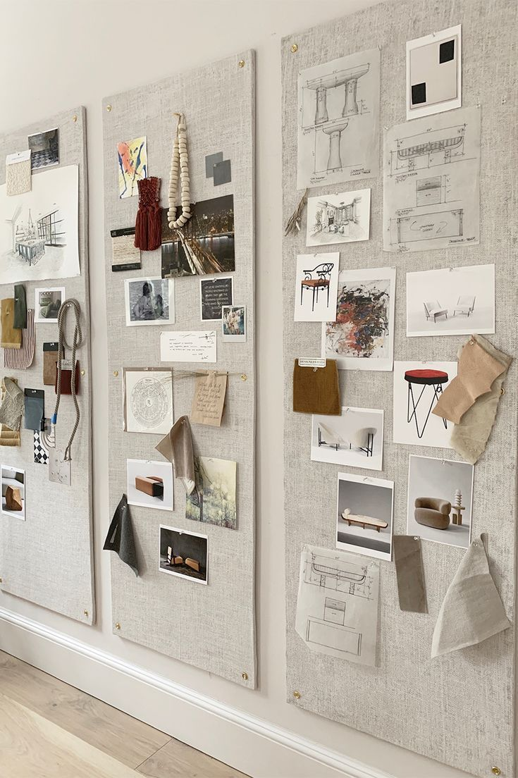 How to Make a Pin Board for Your Home Office in 10 Minutes ...