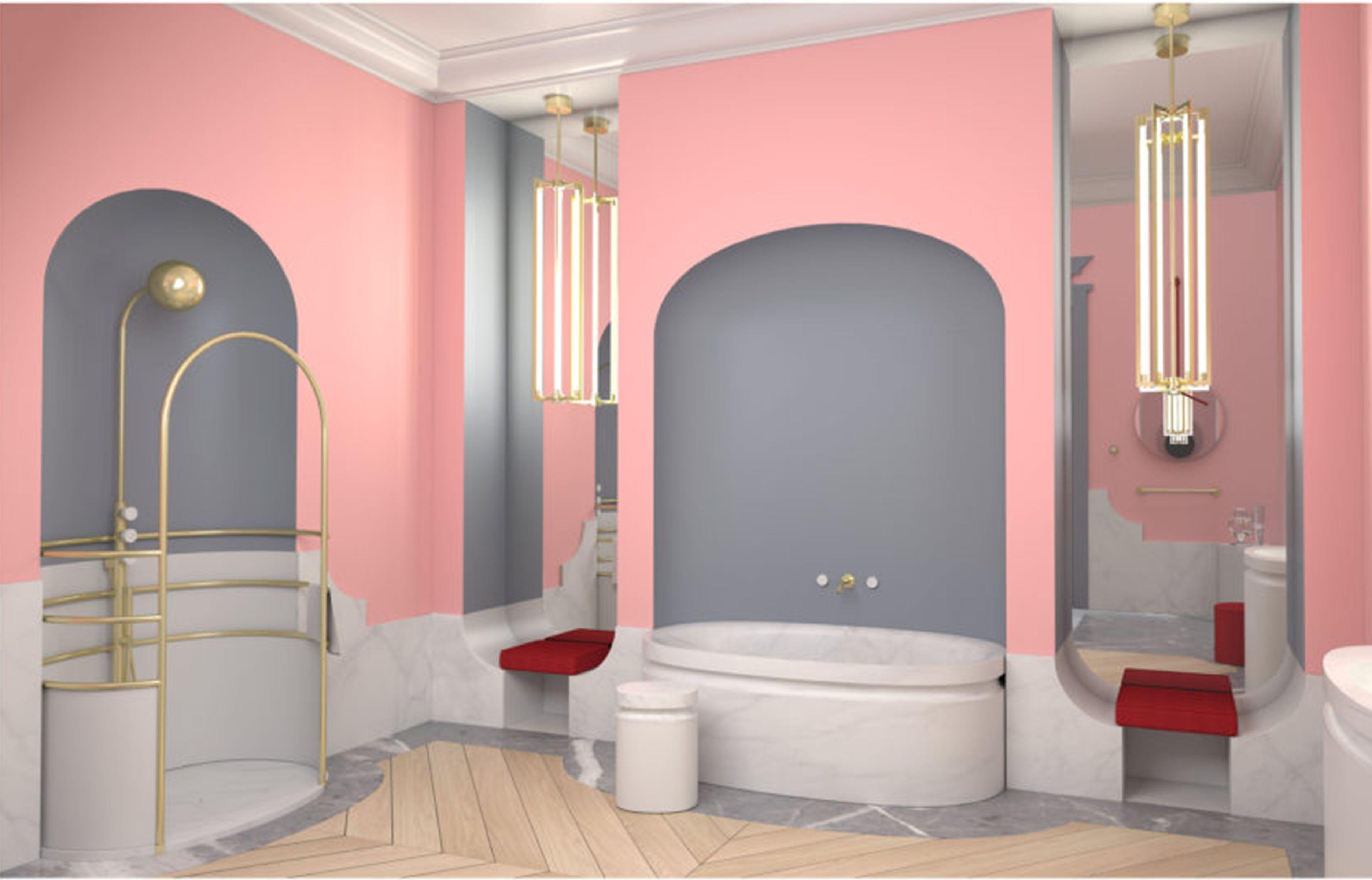 Les 10 Coups De Cœur D Ideat Au Salon Maison Objet Maison Et Objet Vanites De Salle De Bain Modernes Et Salon Maison