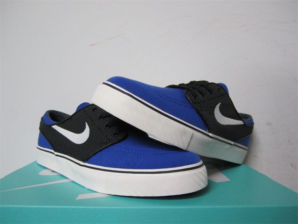 the latest 3864c 8a9d9 Nike SB Zoom Stefan Janoski Game Royal Blue Ivory Black Size 13 615957-411  in Clothing, Shoes   Accessories   eBay