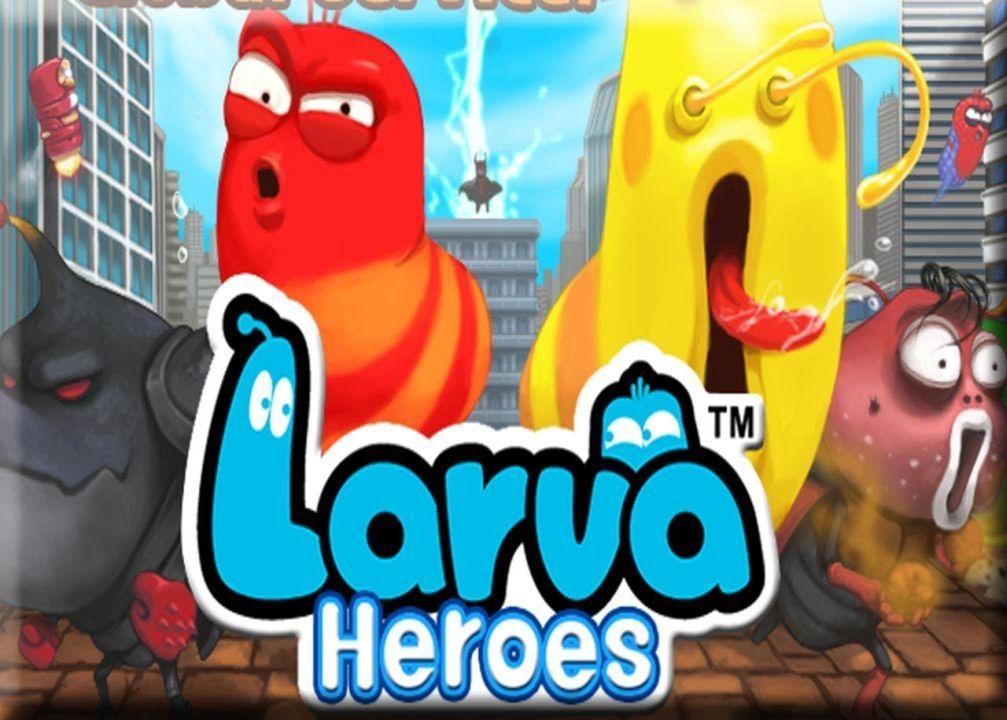 Larva Heroes Lavengers 2018 VIP Mod Download APK