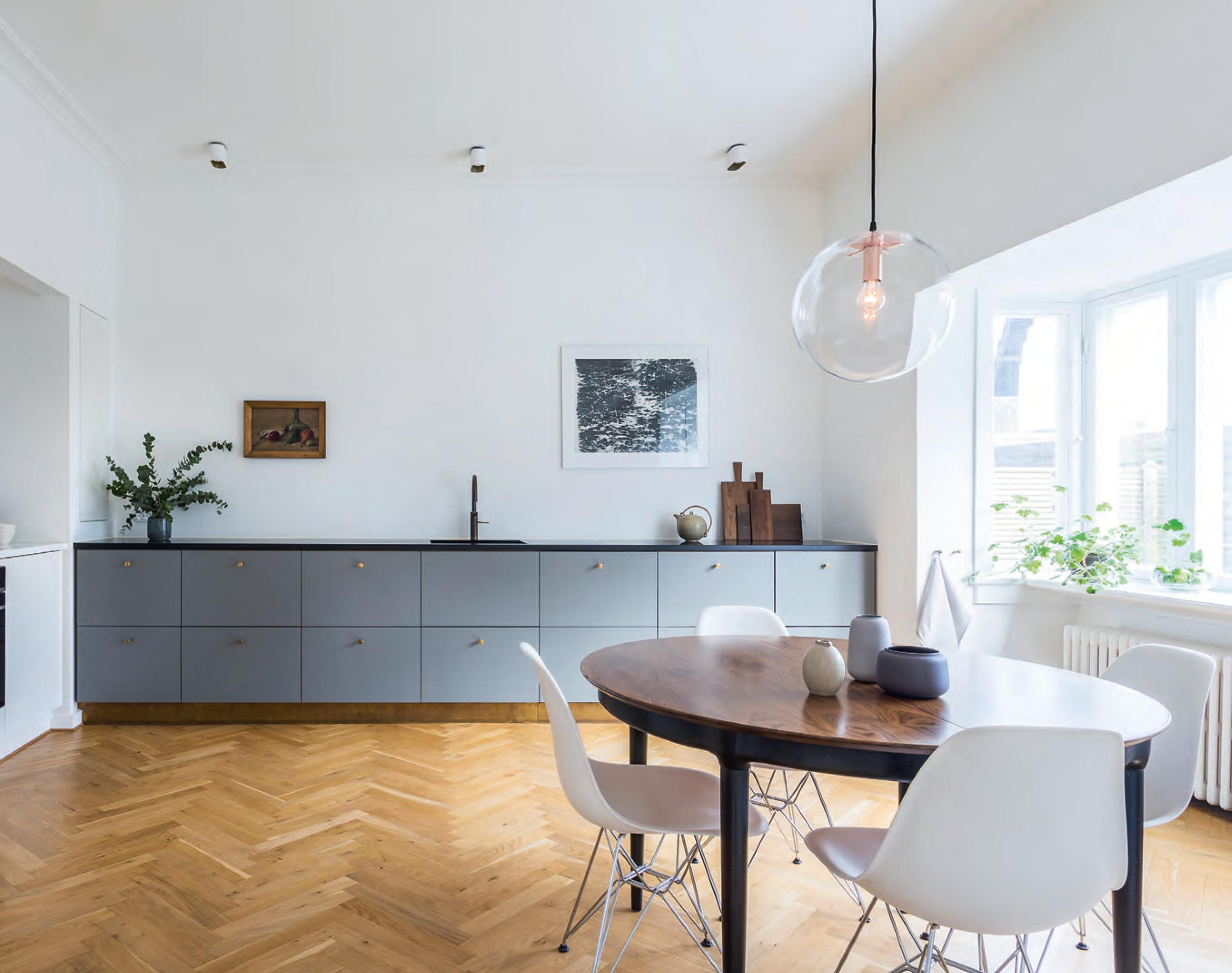Wonderbaarlijk KEUKEN IN DE WOONKAMER Een klein keukentje in een aparte ruimte NC-66