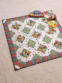 About Fons Amp Porter A Division Of Baby Quilt Patterns