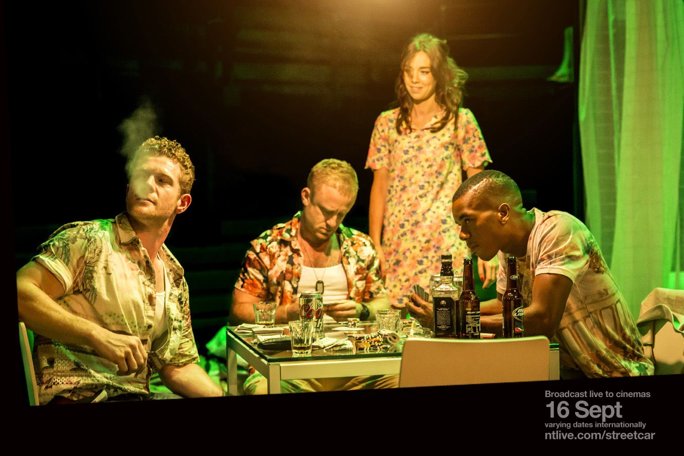 National Theatre Live A Streetcar Named Desire Streetcar Named Desire National Theatre Live Young Vic