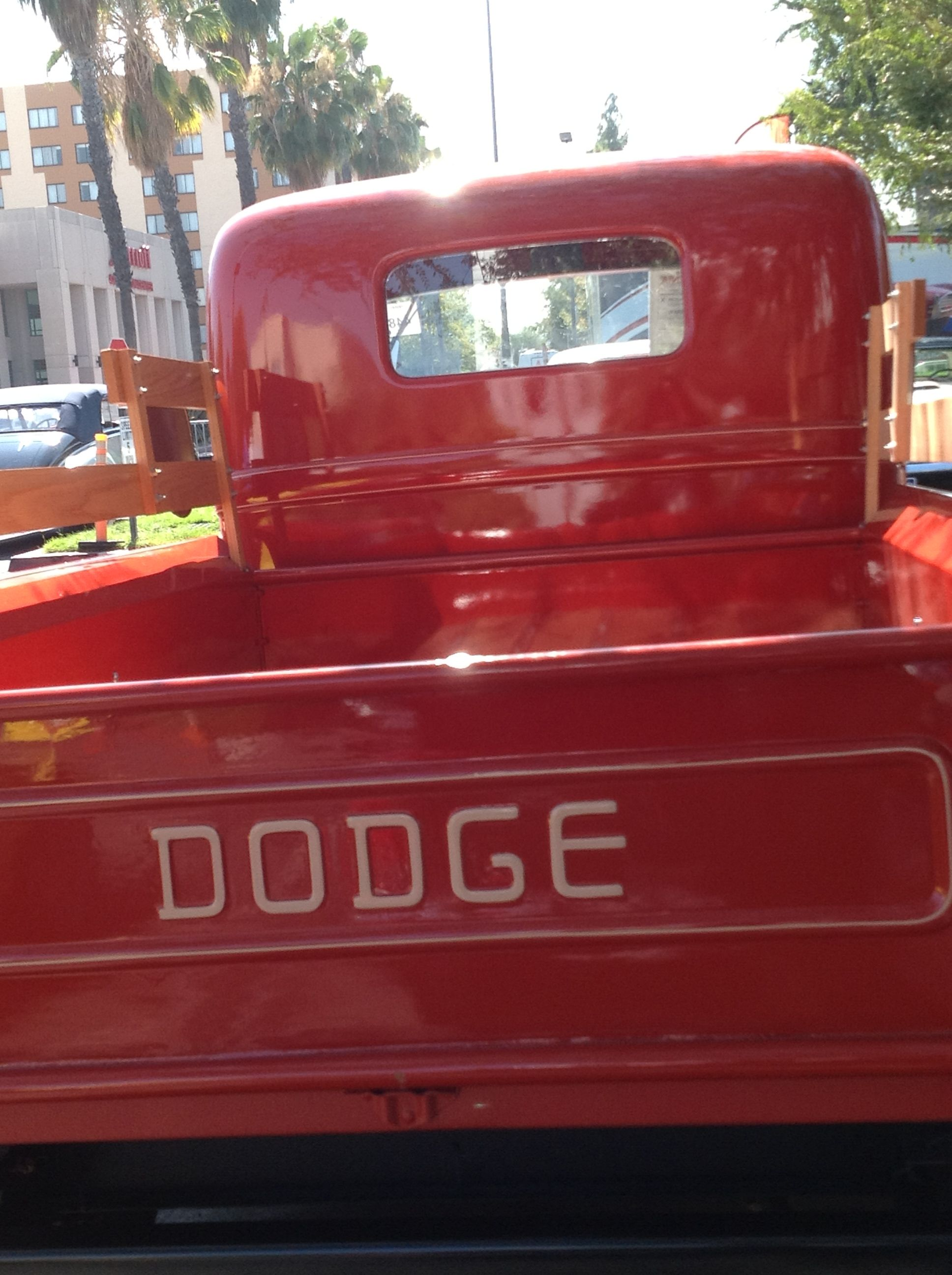 Red Classic Cars Old Dodge Truck Curated By Quality Tires