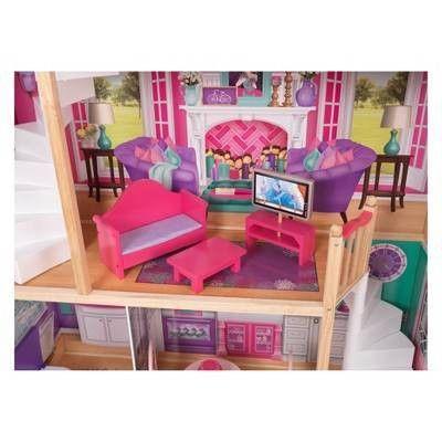 KidKraft Elegant 18 Doll Manor Children's room