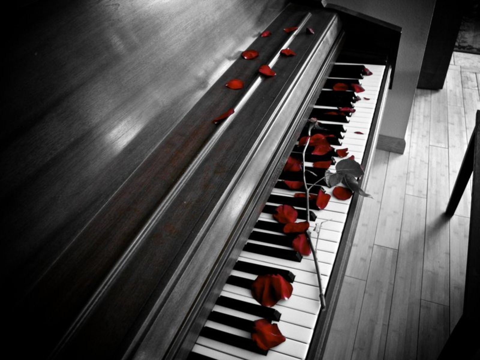 abstract piano art wallpaper - photo #21