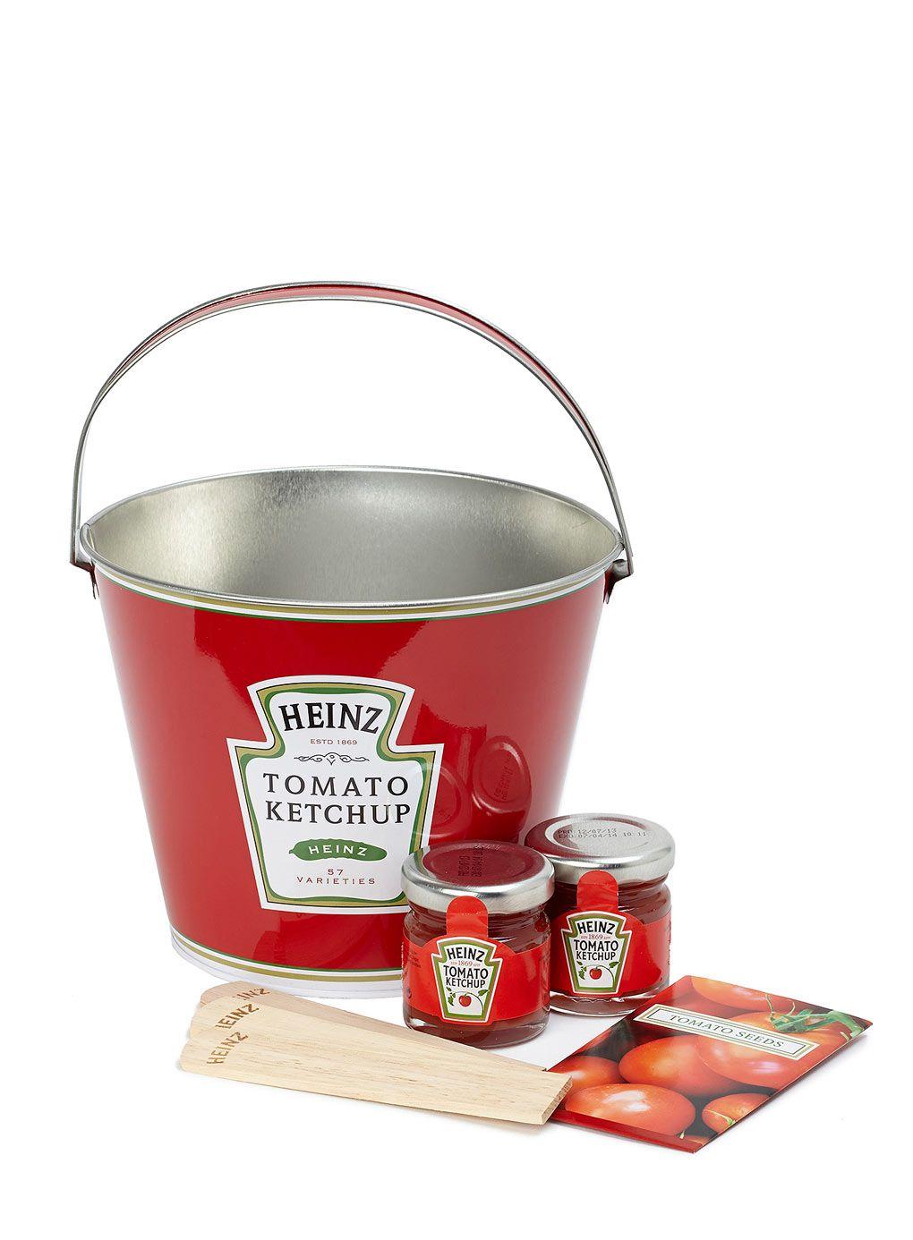 Heinz Ketchup Grow Your Own Tomatoes Bhs Gift Christmas