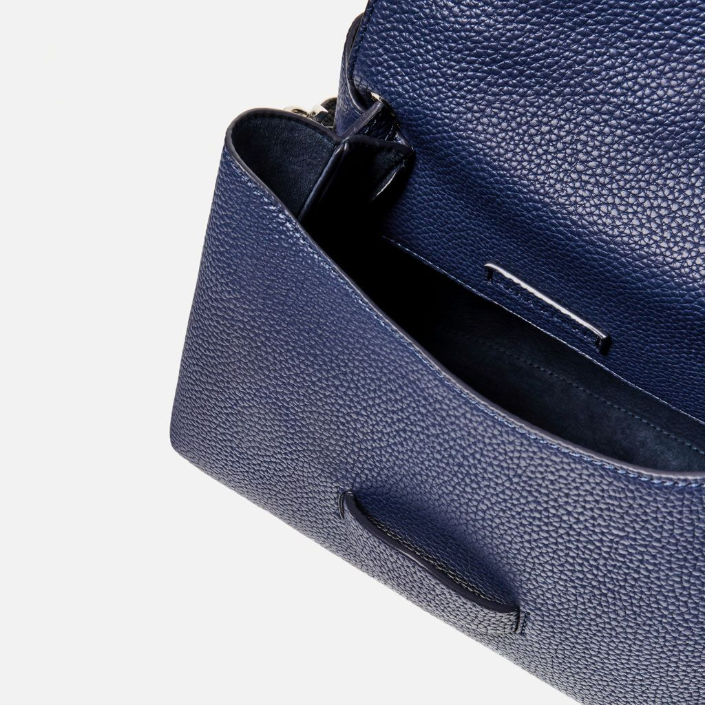 07bab86900 MINI CITY BAG-SHOES & BAGS-SALE-WOMAN | ZARA Thailand | กระเป๋า ...