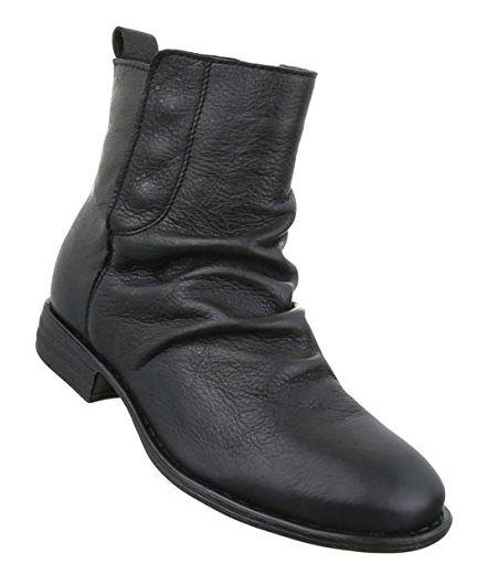 size 40 c6614 6bcae Damen Stiefeletten Schuhe Stiefel Used Optik Leder Boots ...