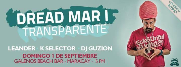 Cresta Metálica Producciones » DREAD MAR I regresa a Venezuela en un concierto intimo (única fecha)!!