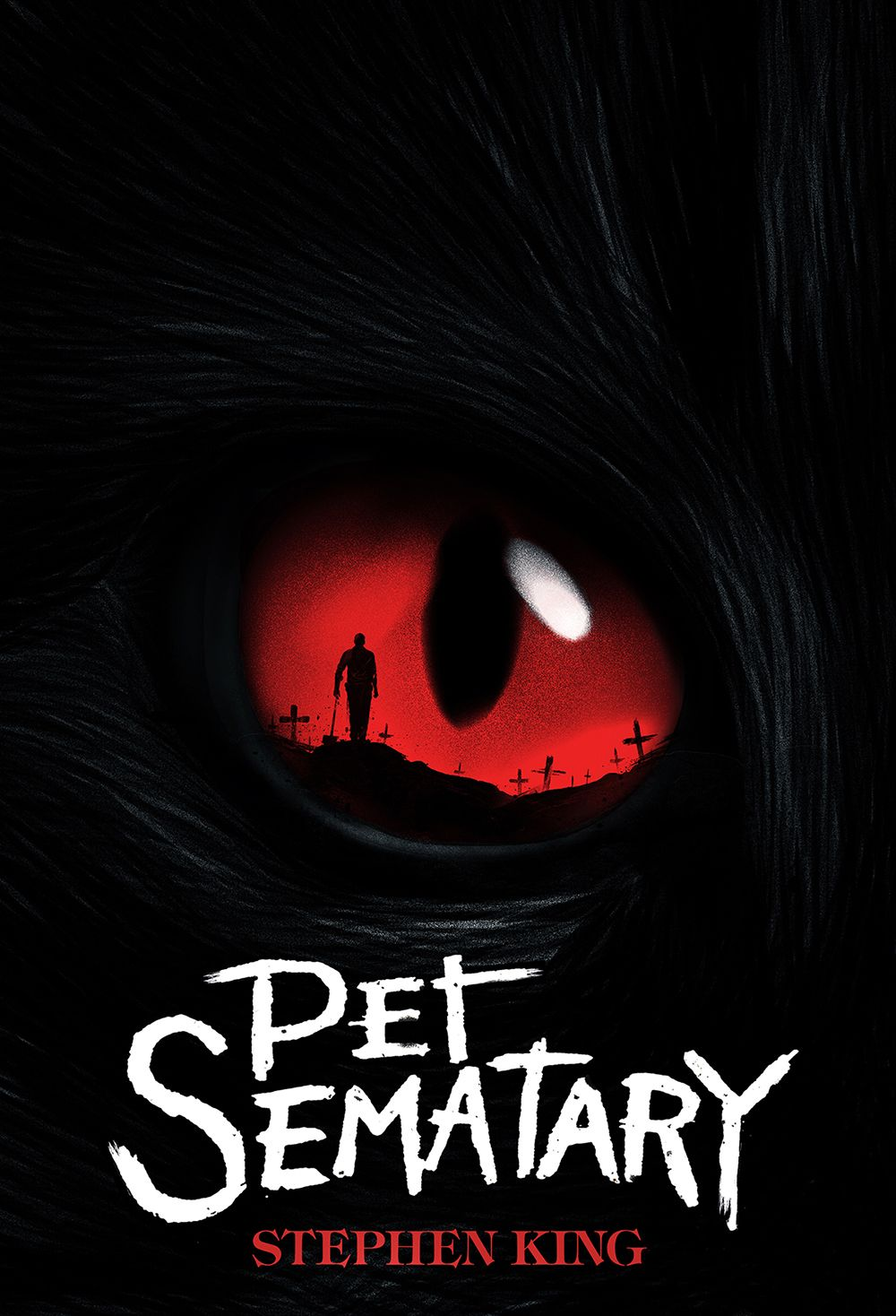 Pin By Eean Swekel On Horror Posters Stephen King Movies Pet Sematary Classic Horror Movies