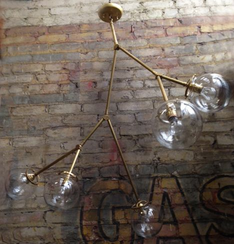 Omega Lighting Berkeley Our Branch Chandelier We Can Make