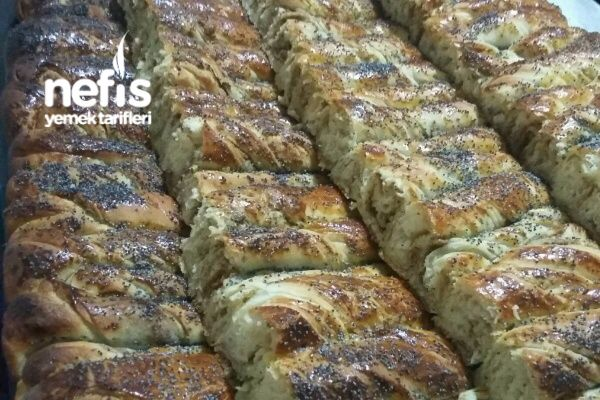 Burma Haşhaşlı Çörek