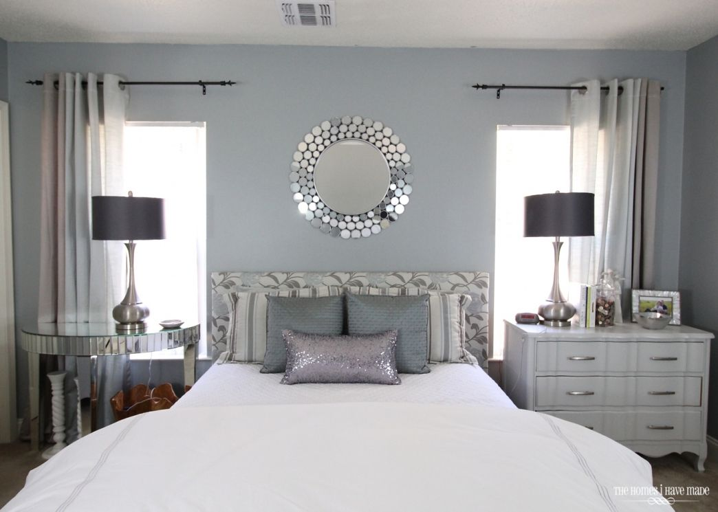 Modern Glam Bedroom - Interior Design Bedroom Ideas Check more at ...