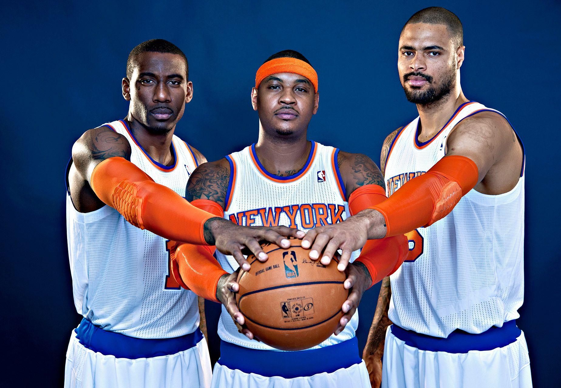 New York Knicks Media Day  f91918c9f8d