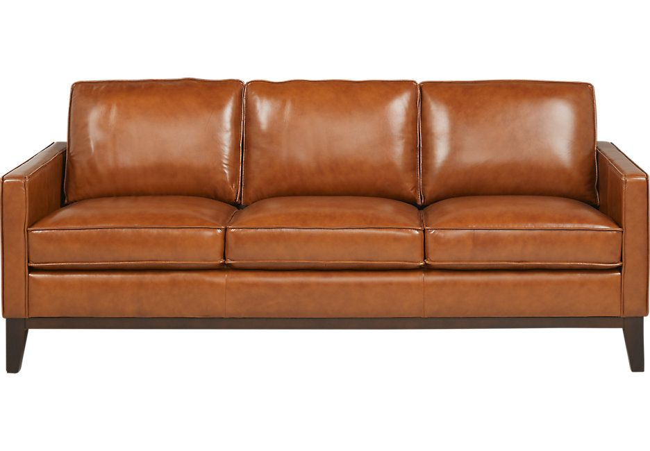 Greenwich Sienna Brown Leather Sofa From Furniture Brown Sofa Leather Sofa Brown Leather Sofa