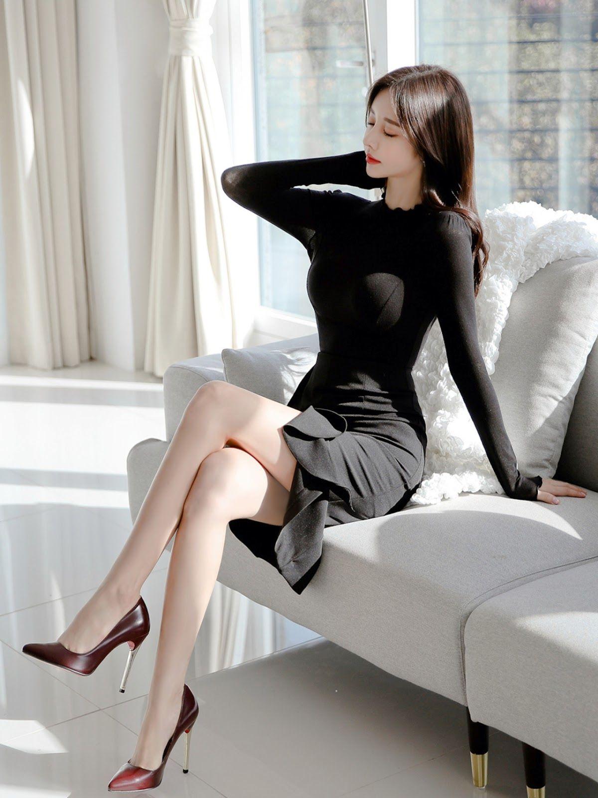 [Korean Models (N?)SFW] — 손윤주 (SonYunJu - 孙允珠) - 티나니