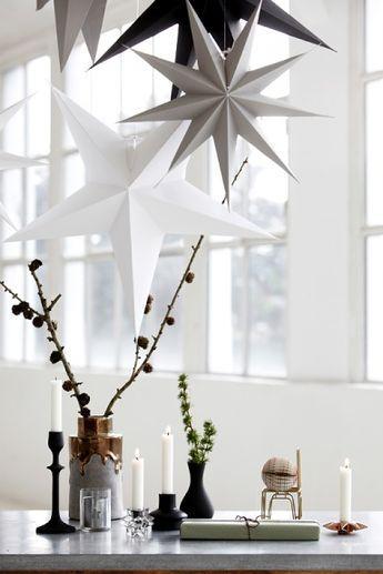 Winterdeko – stilvoll und zurückhaltend #weihnachtsdekofensterbank