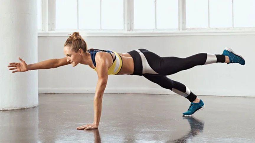 The 7-Minute Abs Workout That Will Fire Up Your Core - #7Minute #abs #Core #Fire #Workout