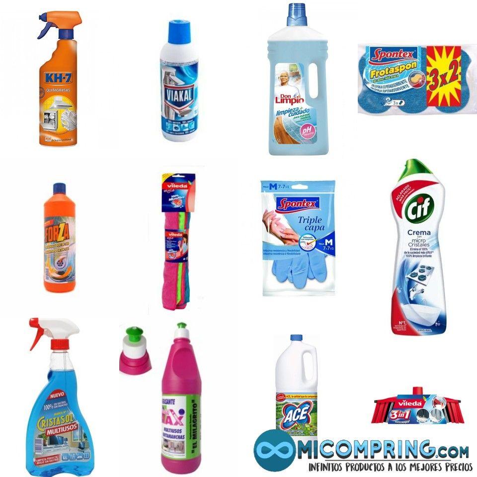 Pin En Productos Para La Limpieza De Tu Casa