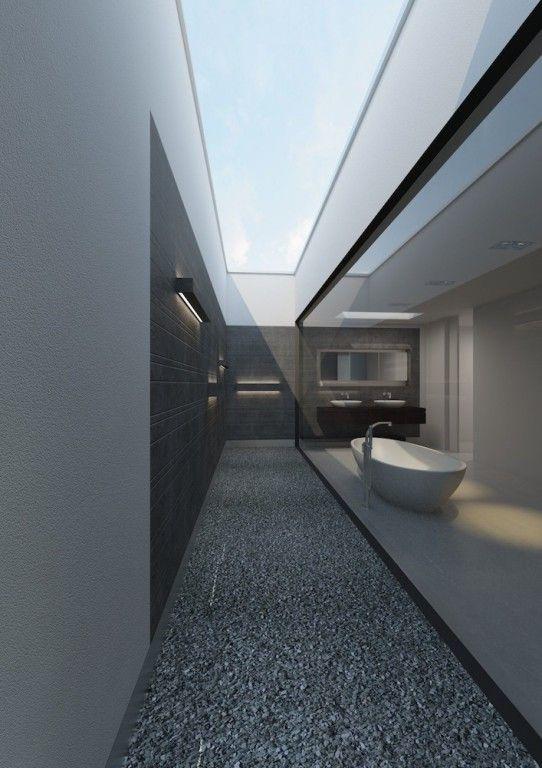 Was Ist Ein Atrium ein atrium eines einfamilienhauses in münchen visualisierungen