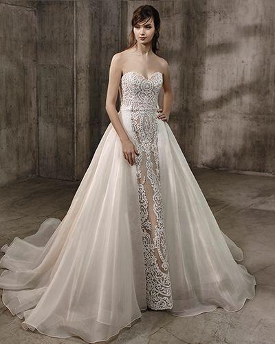 Amal Wedding Gown   Badgley Mischka Bride Collection 2017