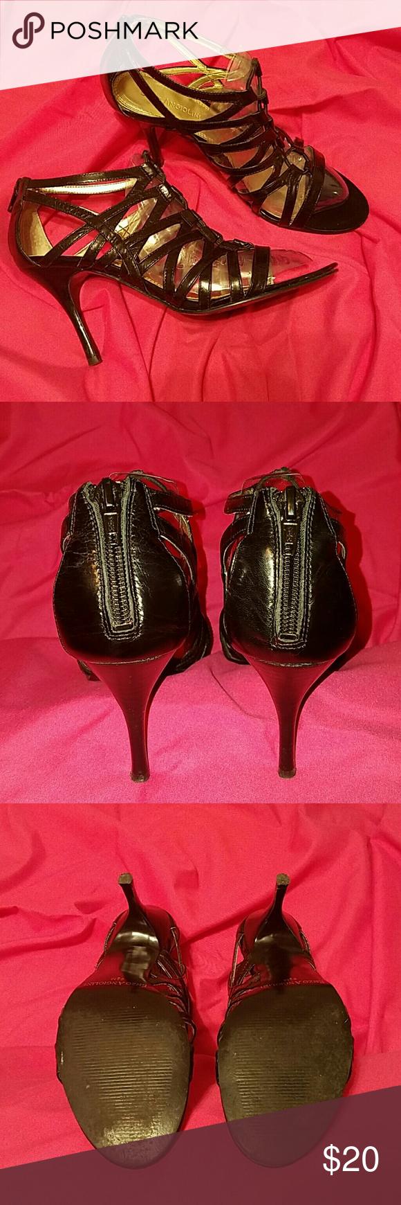 Black sandals 2 inch heel - Black Sandals 2 Inch Heel 29