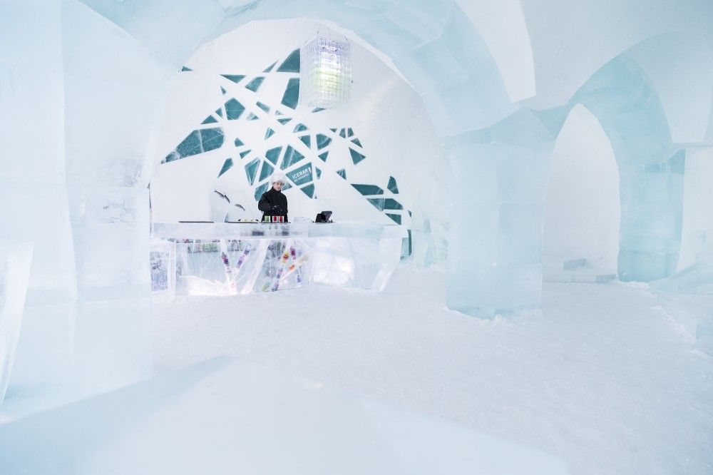 Por dentro do mais recente ICEHOTEL da Suécia