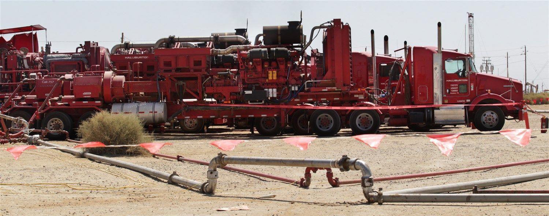Oilfield trucking Oilfield, Pollution prevention, Job shop