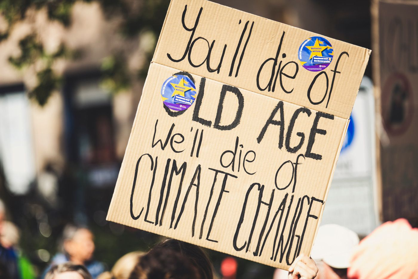 Global Warming Is Real But Should We Be Worried In September 16 Year Old Climate Activist Greta Thunberg Ch Global Warming Climate Change Effects Aging Well