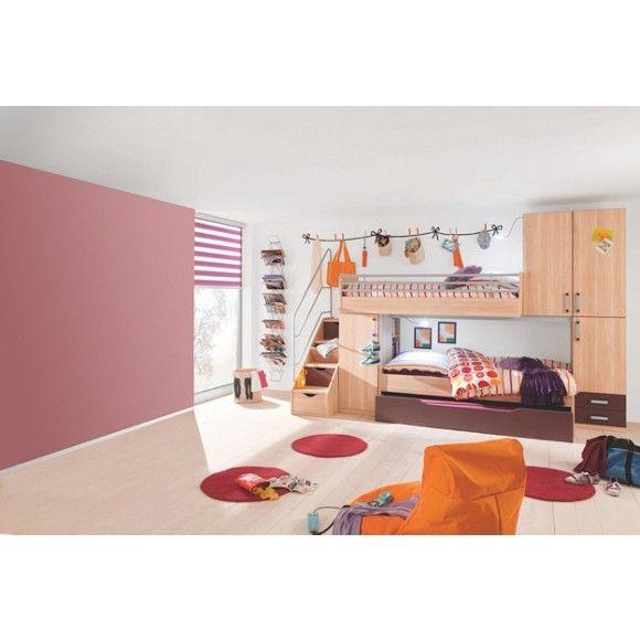 von diesem kinderzimmer sind eltern wie kinder gleicherma en begeistert die regale und schr nke. Black Bedroom Furniture Sets. Home Design Ideas