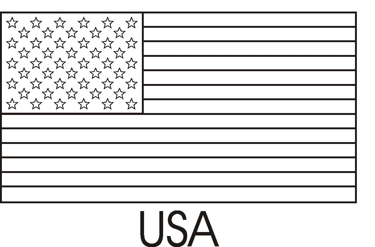 Us Flag Coloring Page Unique Coloring Flag Coloring Sheet Ideas