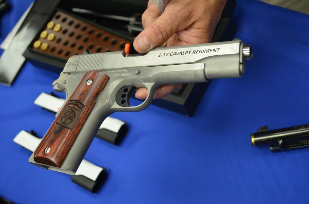 Building the 1911: Making the Nation's Favorite Handgun - Guns & Ammo #gunsammo