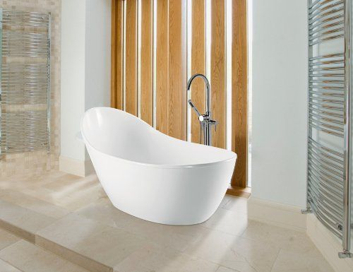 "US101 :: 해외구매대행은 유에스일공일 - [해외] MTI Savoy MTCT-148 S148 65 x 34 x 32"" Solid Surface Stand Alone Soaking Tub Biscuit [B00DR5O77C]"