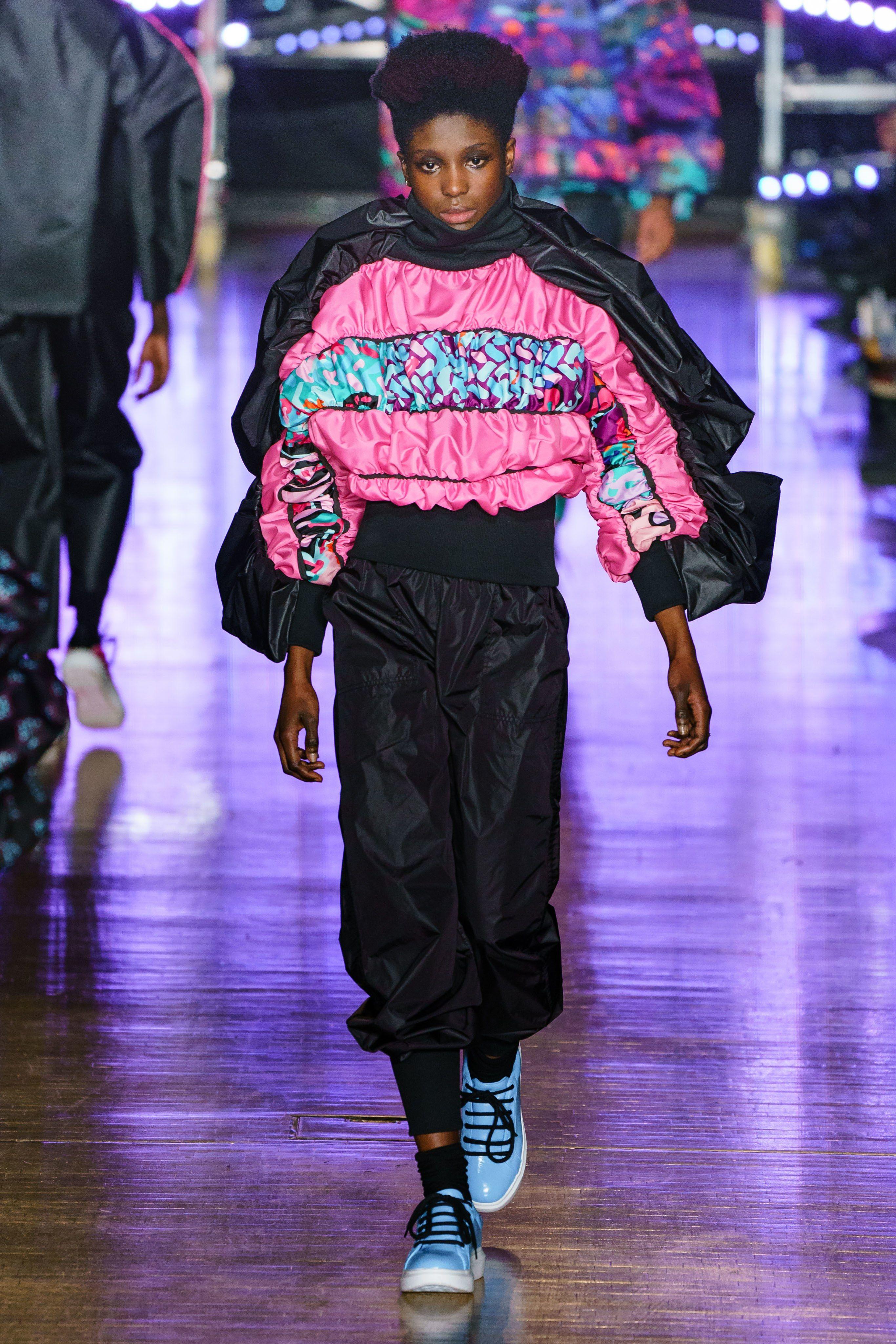 Central saint martins fall 2019 readytowear fashion show