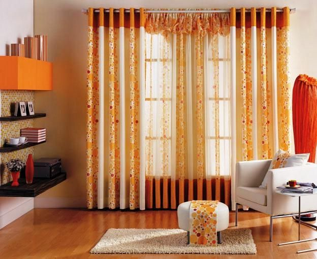 Merveilleux Ideas For Living Room Curtains Design 2016 U2026