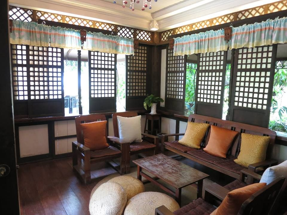 Traditional Philippine House Filipino Interior Design