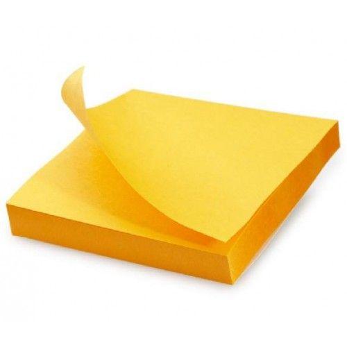 Öntapadós jegyzet 75 x 75 sárga 654 Eagle - Öntapadós jegyzet tömb - 69Ft - Öntapadós jegyzet