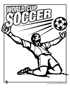 world cup coloring pages 231x300 World Cup Coloring Pages