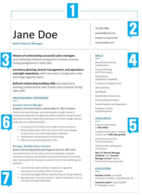 How Should A Resume Look What Your Resume Should Look Like In 2017  Pinterest  Resume Words