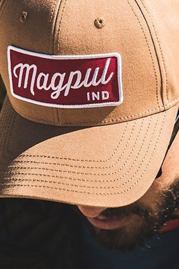 16e8d28c383 MagPul Script Snapback Hat  MagPul  HCCGear