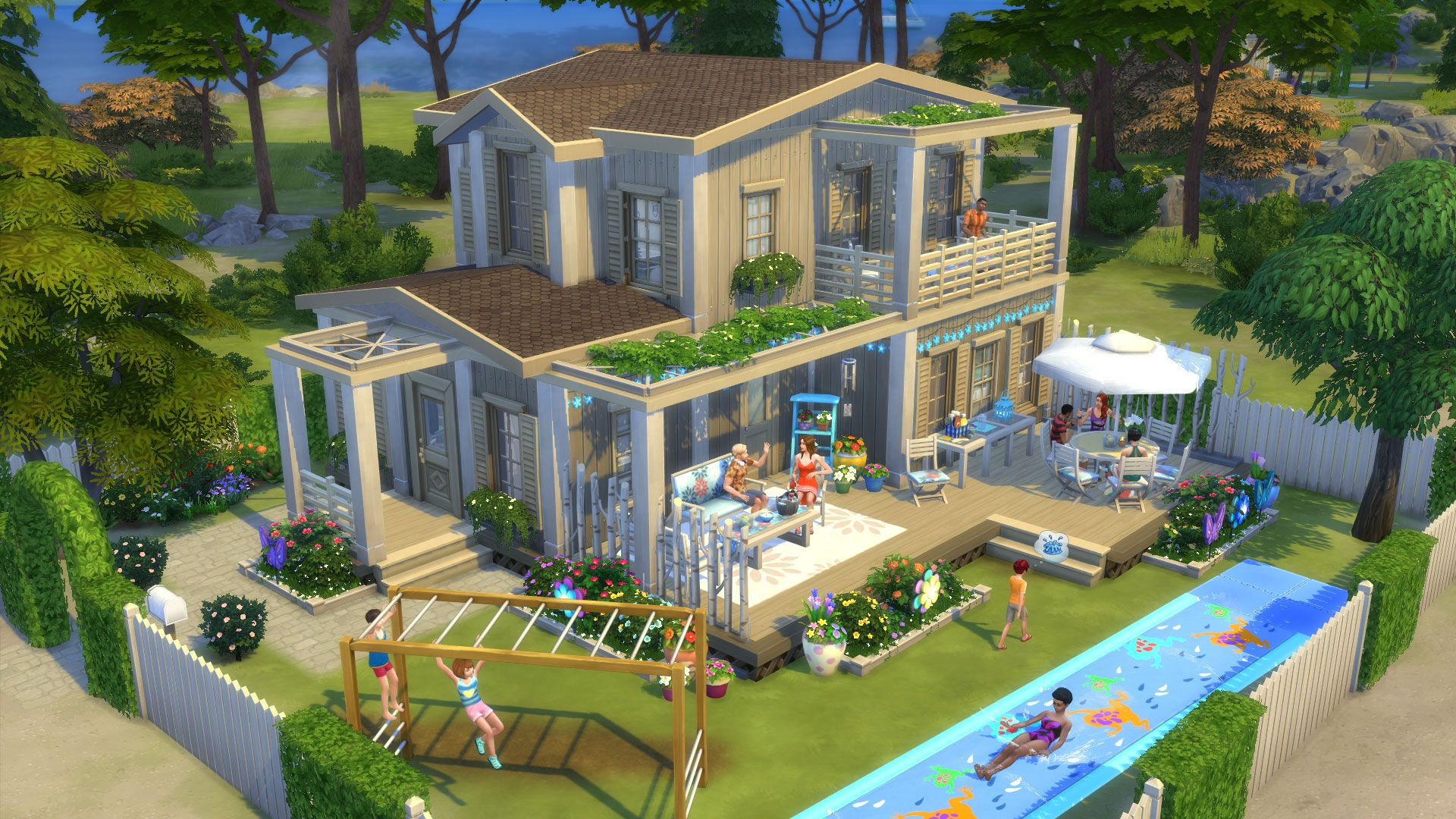 munity Spotlight 5 The Sims 4 Backyard Stuff Lots We Love