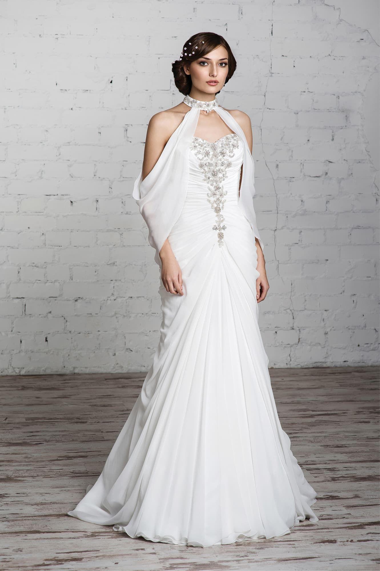 a60f999a027 Свадебное платье Natalia Romanova Коринн ▷ Свадебный Торговый Центр Вега в  Москве