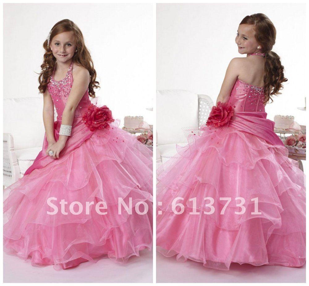 girls ball gowns  ... girls evening dresses ball gowns for kids ...
